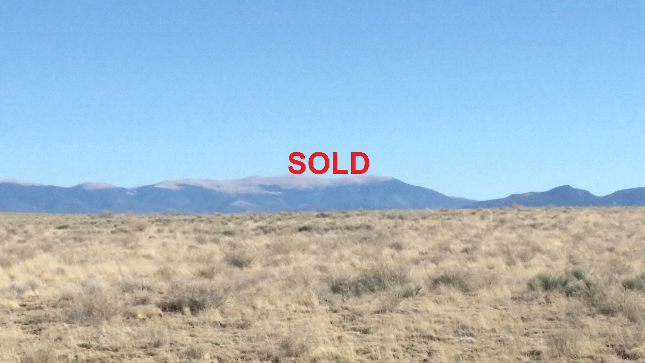 RIO GRANDE RANCHOS Costilla County, Colorado LOT – 5-ACRE. AVAILABLE CASH or OWNER FINANCING (715-179-10)